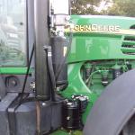 Kompressori traktorissa